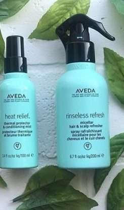 Heat Relief & Rinseless Refresh