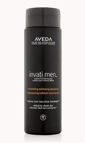 invati men™ nourishing exfoliating shampoo 250ml
